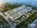 中国供销•滨州农产品电商物流园沙盘图