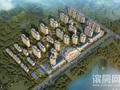 香格里拉·水岸绿城沙盘图
