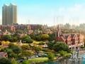 中凯城市之光效果图