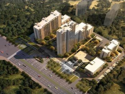出售融汇 新科城3室3厅3卫127.2平米110万住宅